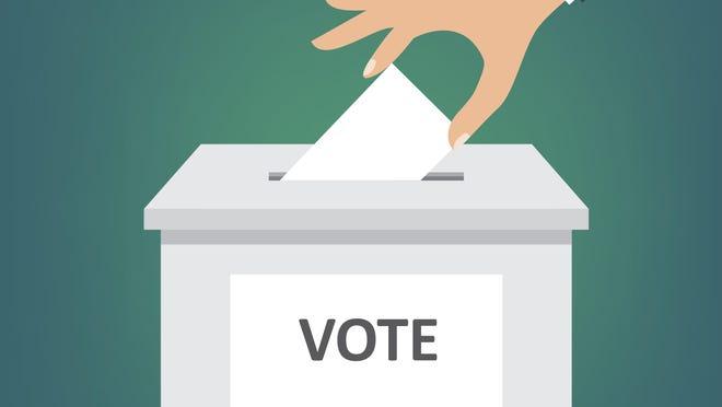 Vote on Election Day, Nov. 7.