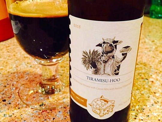 Tiramisu-Hoo from Terrapin Beer Co.