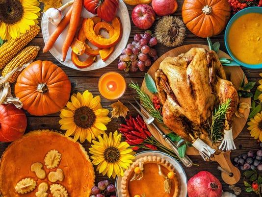 Thanksgiving File Photo