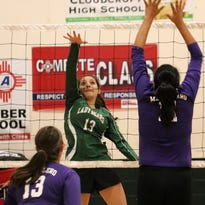 PREP VOLLEYBALL: Mescalero defeats Cloudcroft in four sets to take 3rd at Mountain Top
