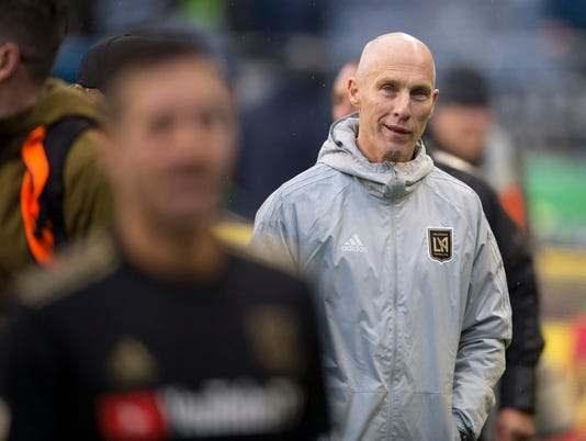MLS: Los Angeles FC at Seattle Sounders FC
