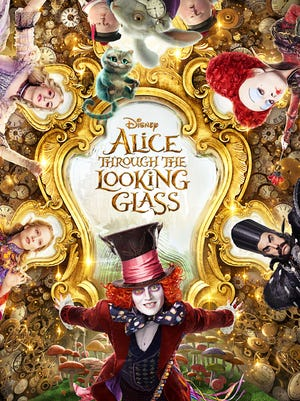 """""""Alice through the Looking Glass"""" will be shown during this week's Movies in the Park series."""
