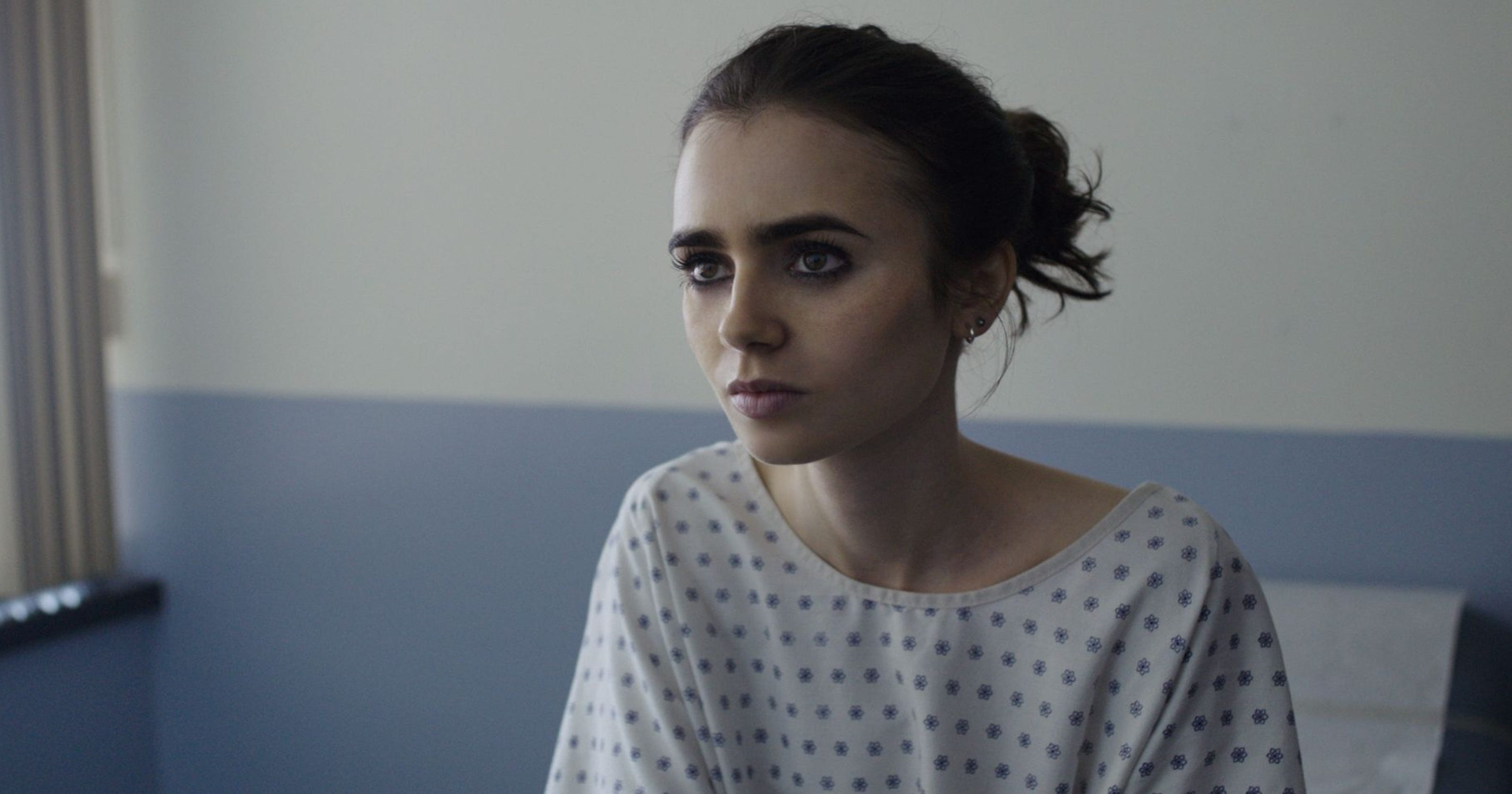 To the Bone': Why Lily Collins lost weight to play an