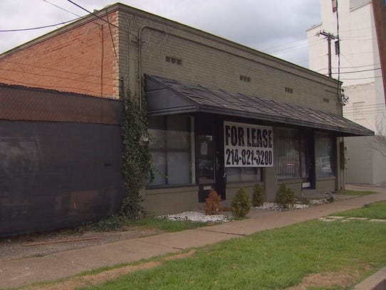 The salon where the family says Wykesha's body was