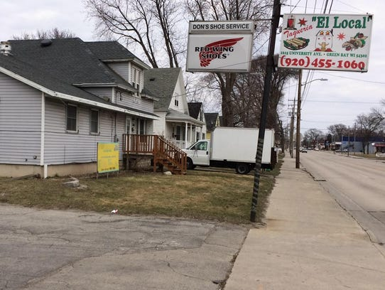 Taqueria El Local is one of three Green Bay businesses