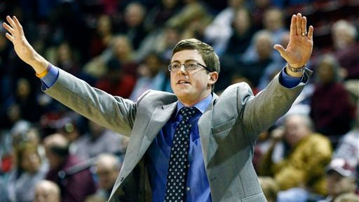 Tyler Summitt takes the Lady Techsters against FIU on Saturday.