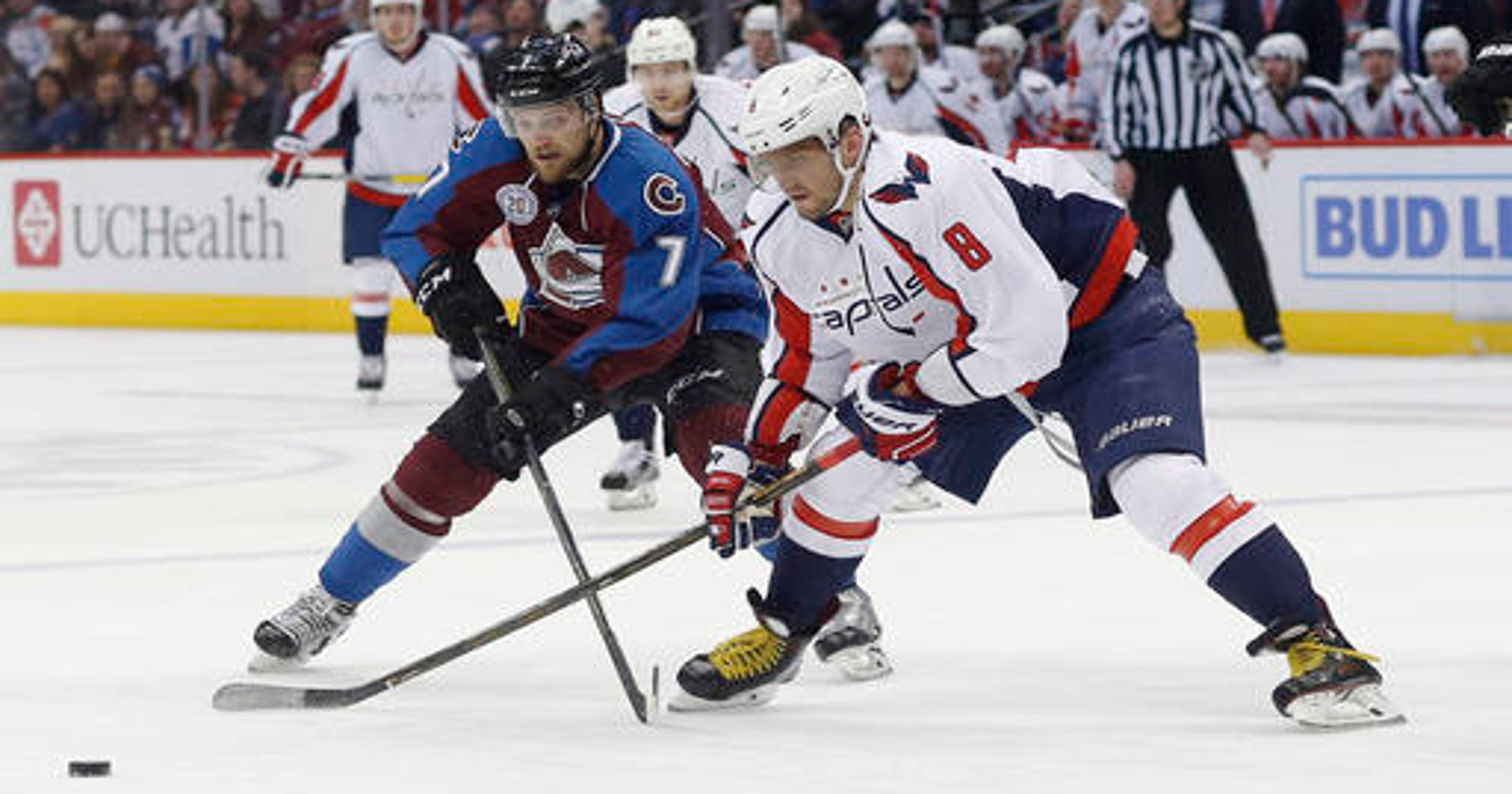 Capitals beat Avs 4-2 for franchise-record 55th win of year b7a0597bd0f9