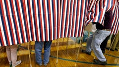 Library early voting looms but turnout is a mystery