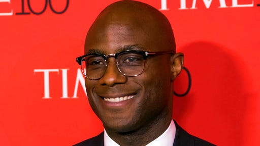 "FILE - This April 25, 2017 file photo shows Oscar-winning director Barry Jenkins at the TIME 100 Gala, celebrating the 100 most influential people in the world, in New York. Two months after his ""Moonlight"" pulled out a last-second best picture win at the Oscars, director Barry Jenkins says ""it's time to work."" He said after the Oscars he spent a month in Mexico and went to the Mayan ruins. Now that he's back, he's due to start working on an adaptation of the Pulitzer Prize-winning novel ""Underground Railroad"" for Amazon."