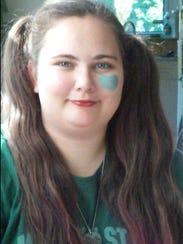 Brittany Van Hoogen, in an October photo, loved her