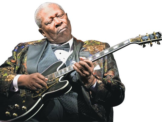Mississippi lawmakers could vote to have B.B. King statue at U.S. Capitol