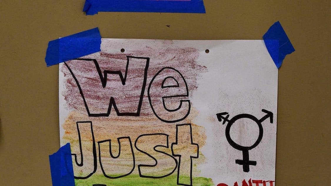Amid Transgender Bathroom Controversy Treat Kids As Kids