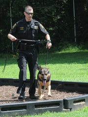 Wicomico County Sheriff Department Deputy First Class