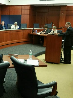 The Noblesville City Council approved the 2016 budget Tuesday, Oct. 27, 2015.