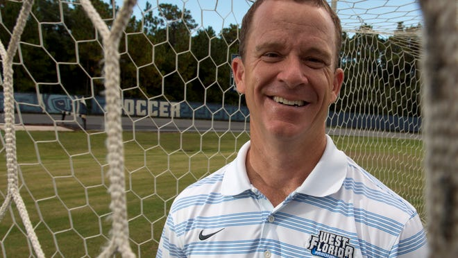 University of West Florida men's soccer coach Bill Elliot is starting his 20th-year with the Argos. In 2013 Elliot, lead UWF to a 14-5-2 season and finished the Gulf South Conference in first place.