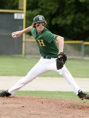 Jonathan Chesire helped Howell reach the state baseball semifinals in 2012 and 2013.