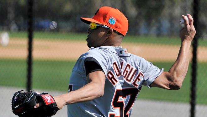 After a rough season opener, closer Francisco Rodriguez has allowed a hit and two walks in five appearances since.