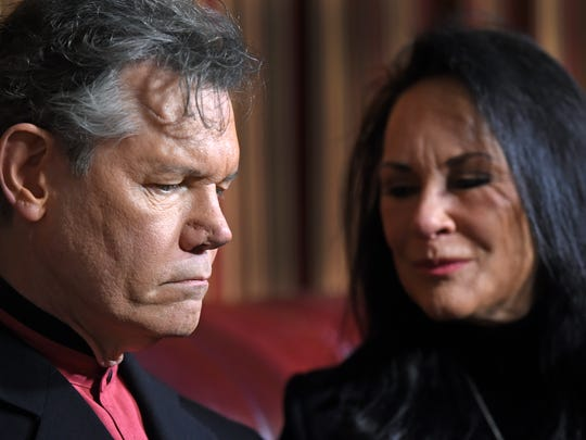 Although Randy Travis is still working to regain his