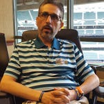 Brewers medical director finds 'awesome' support in battle with pancreatic cancer