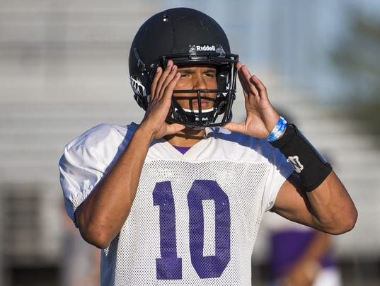 North Canyon High football