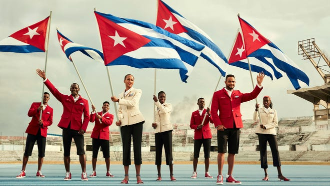 French designer Christian Louboutin has announced a collaboration with SportyHenri.com to provide clothing for the Cuban team in Rio.