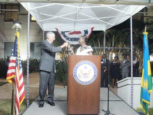 U.S. Embassy Rwanda