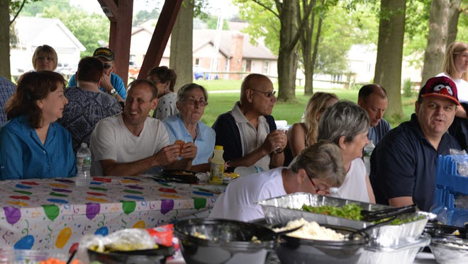 The WellSpan Sechler Family Cancer Center hosted a National Cancer Survivors Day Picnic at South Hills Park in South Lebanon Township on Sunday, June 5, 2016.