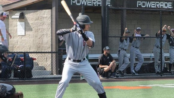 Murphy rising junior Royce Peterson has been named to the Perfect Game World Wood Bat Association 16 and under national championship's all-tournament team.