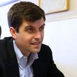 Grant Starrett is running for Congress and will challenge U.S. Rep. Scott DesJarlais in the 2016 Republican primary.