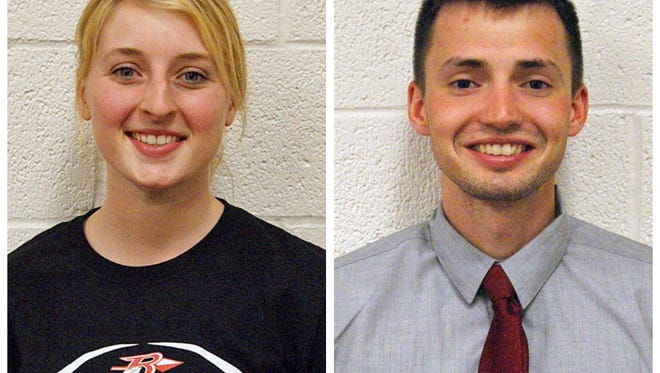 Bucyrus hired Taylor Whitaker and Justin Mattix as the new girls and boys head basketball coaches at Thursday's board meeting.