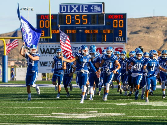 Dixie hosts Snow Canyon in a battle of unbeatens Friday