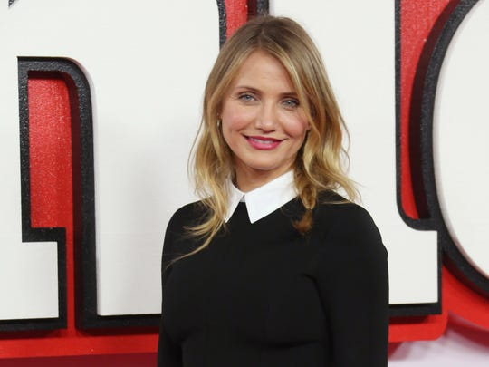 Cameron Diaz opened up about her marriage to Benji