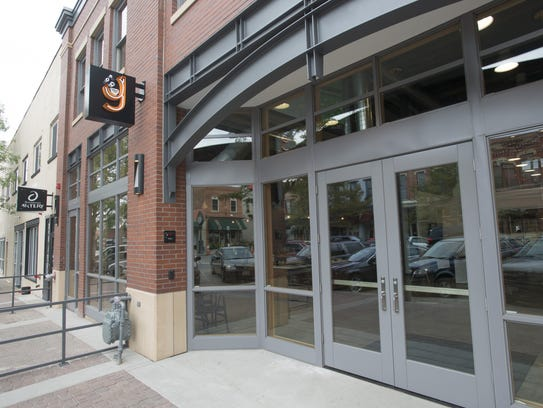 The former Sunset Events Center at 242 Linden St. became coworking space Galvanize in 2015 and Mesh Fort Collins 18 months later. Mesh left in 2017 but the building owned by Blue Ocean has a new coworking space under a different operator.