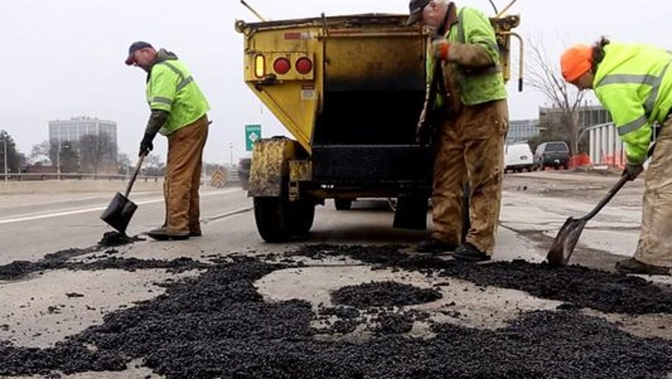 The Michigan Legislature is expected to vote on a road