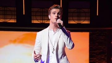Shorewood's Brady Tutton shines on 'Boy Band' show