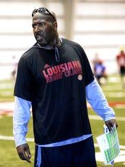 James Willis was UL's defensive coordinator from 2013-14.