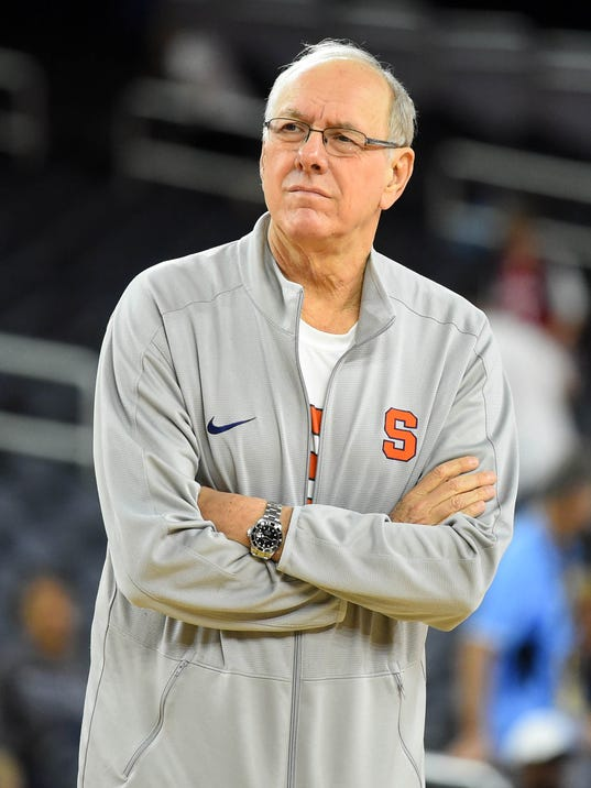 Though Retirement Date Is Set For 2018 Jim Boeheim Doesn