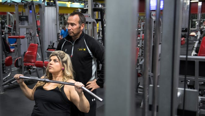 An important component to any working relationship with a personal trainer is how well you and the trainer get along.