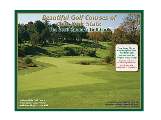 Calendar Golf Guide