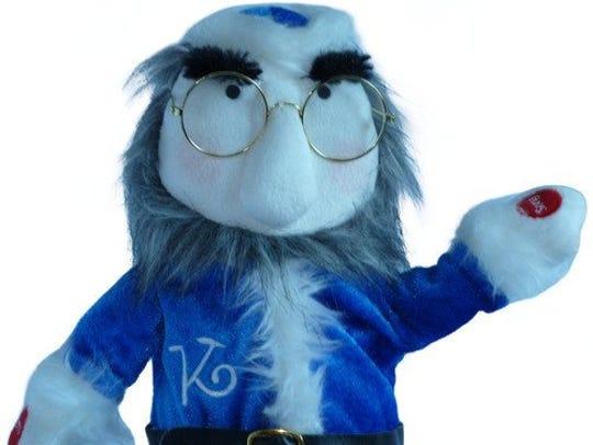 A Kris Kringlestein doll.
