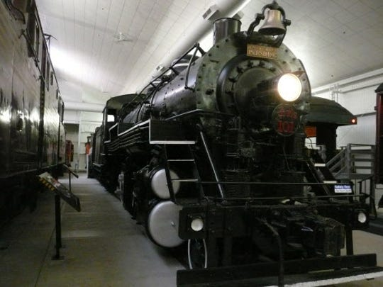 National Train Museum