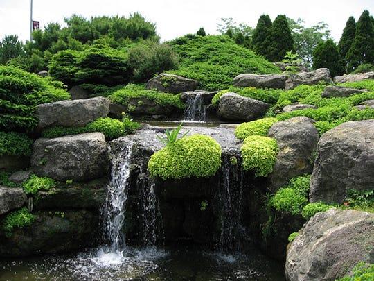 Olbrich Botanical Gardens in Madison.