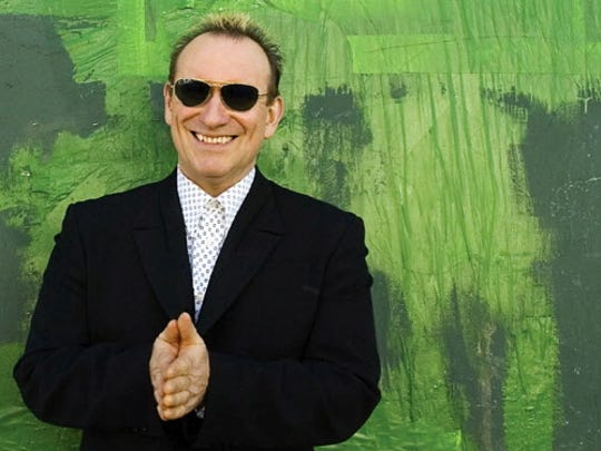 Colin Hay is one of the musicians who will perform in Ringo Starr's All Starr Band Sept. 8 at the BMO Harris Pavilion. Other members include Toto's Steve Lukather; Journey and Santana co-founder Gregg Rolie; and 10cc's Graham Gouldman.