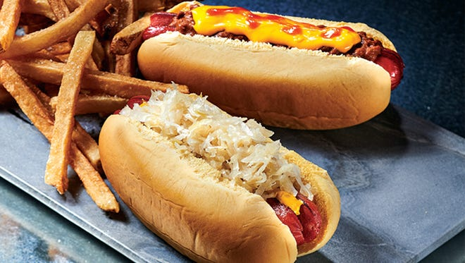 BurgerFi locations have $1 hot dogs all day Thursday, March 29.