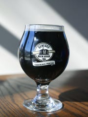The Genesee Salted Caramel Chocolate Porter.