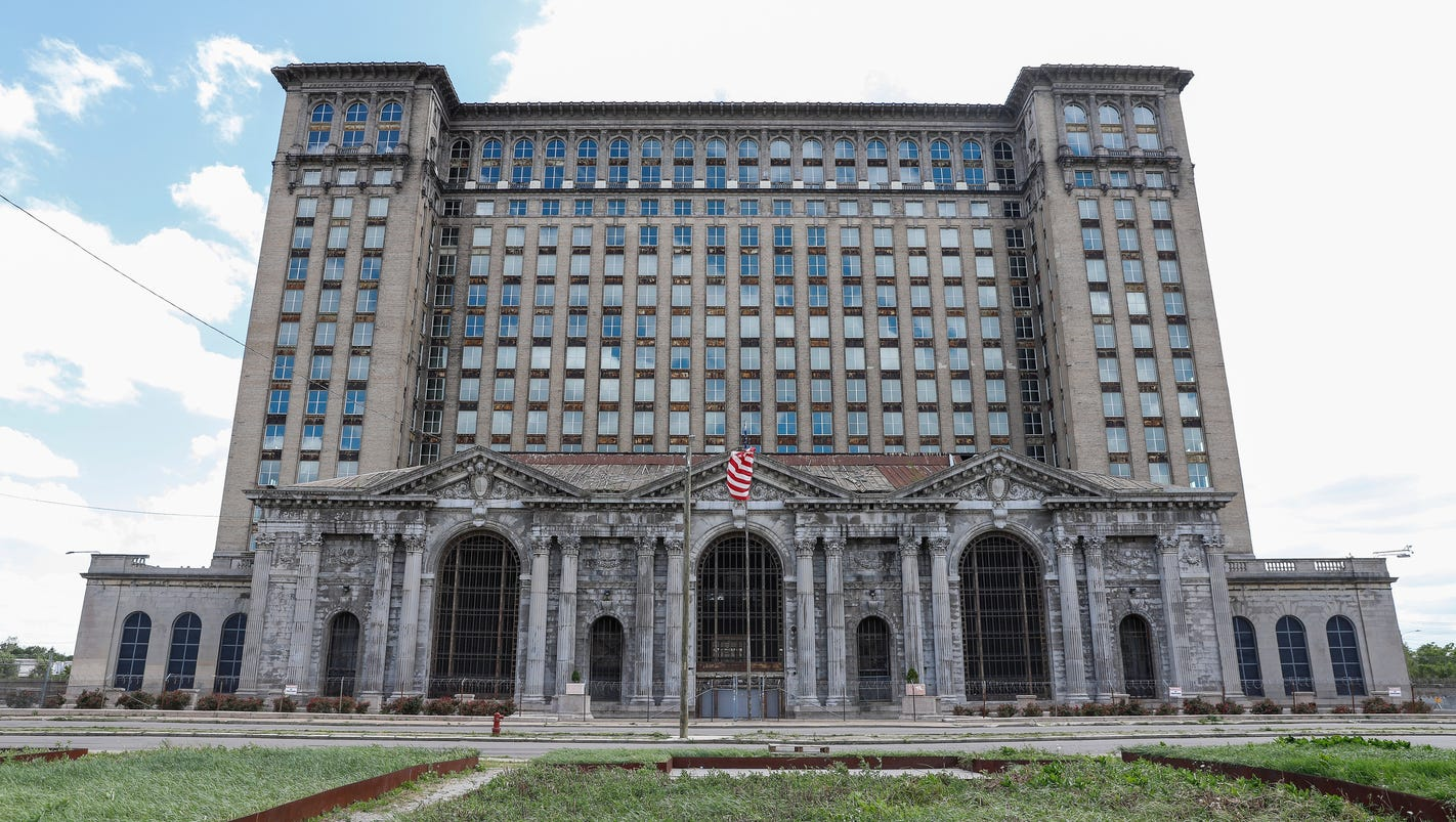 Once fantasy, redeveloping Detroit's old train depot now seen as doable