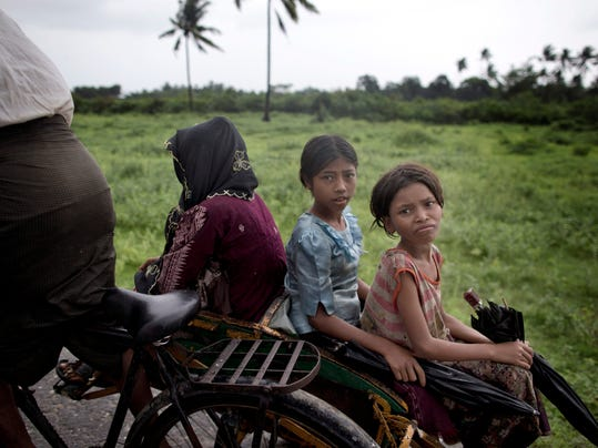 Myanmar Erasing Rohingya