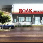 Artist's rendering for the proposed  Royal Oak brewery on Lincoln just west of South Main Street in Royal Oak. Neighbors say the city has too many alcohol outlts.