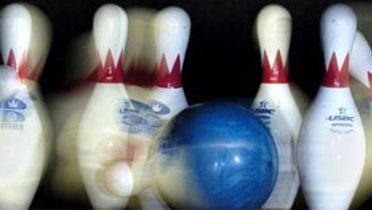 Sign up on Aug. 25, 2018, for youth bowling at Virgin River Bowling Center.