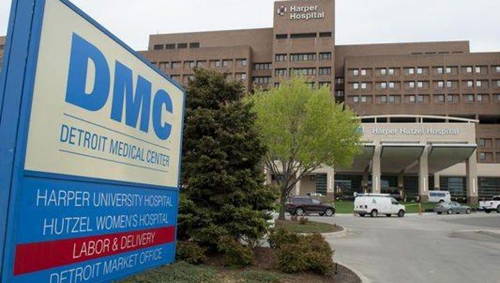 DMC Harper Hospital avoids Medicare aid cutoff